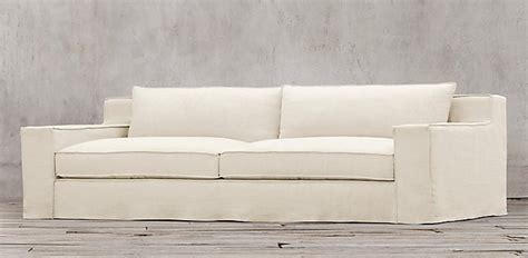 restoration hardware capri sofa seating collections rh