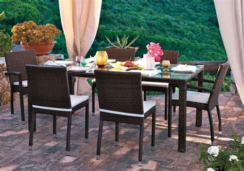 mobili giardino outlet tavolo da pranzo per giardino etnico outlet mobili etnici