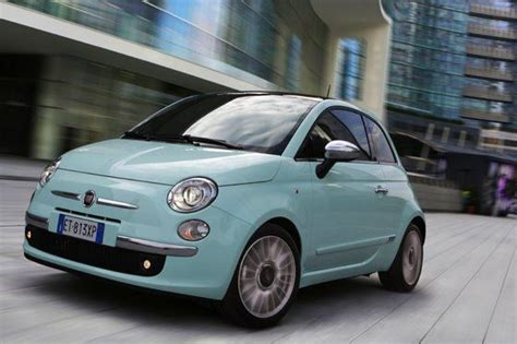 fiat green fiat mint green cars cars mint green and