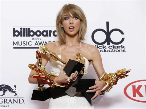taylor swift billboard stream taylor swift just won the most billboard awards of any