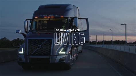 most comfortable truck volvo trucks the most comfortable cab on the road the