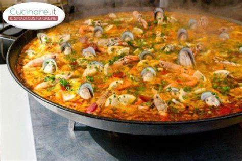 cucinare frutti di mare paella ai frutti di mare cucinare it