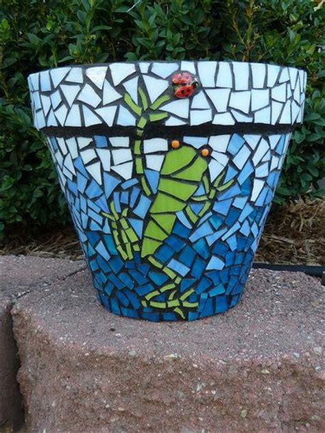 eierschalen vase 25 best ideas about mosaic flower pots on