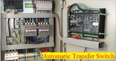 simple ats wiring diagram electrical and electronic diagram