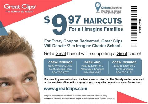 Haircut Coupons In Kansas City | great clips coupons promo codes a brain turning new