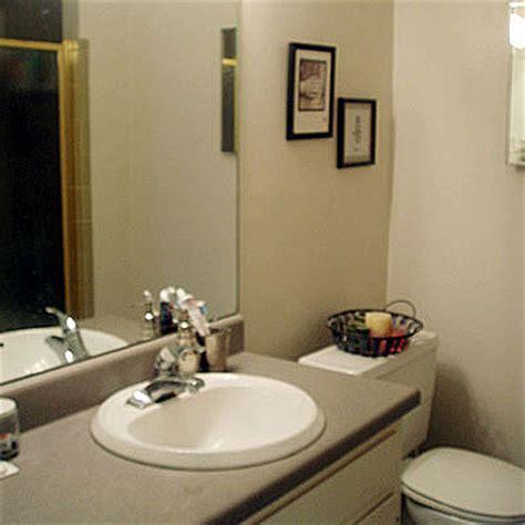 modern budget bathroom renovation project  photo bathroom ideas  bathroom design