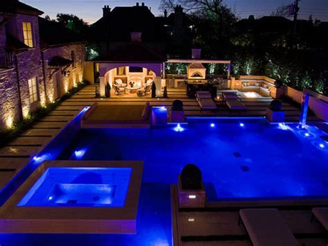 outdoor pool lighting swimming pools lighting design pictures pixelmari com