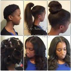 sew in weaves no appointment necessary on the southside of chicago full sew in no leave out client is bald around edges and
