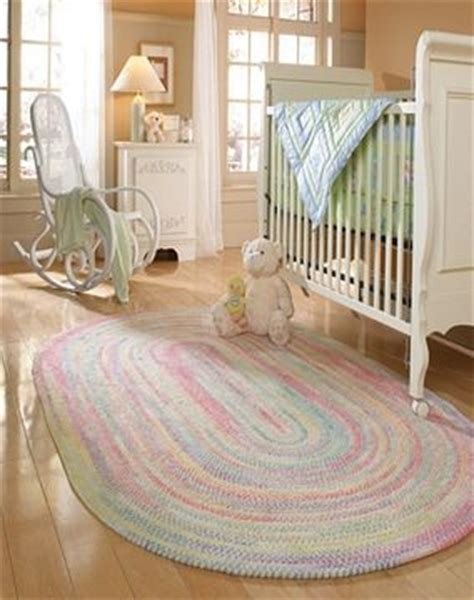 Pink Blue Round Baby Nursery Area Rug Nursery Baby Area Rug For Baby Room
