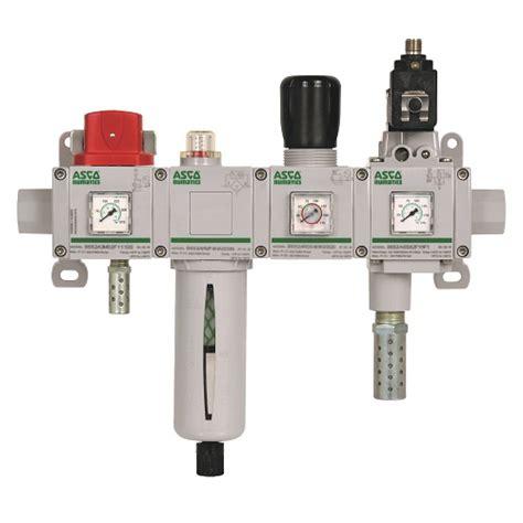 Compressed Air Filter Jmec Cp 40f series 652 modular air preparation asco numatics