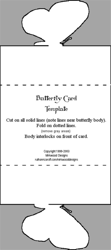 mirkwood designs flower card template mirkwood designs butterfly card template