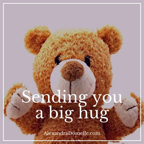 Your A sending you a big hug www pixshark images