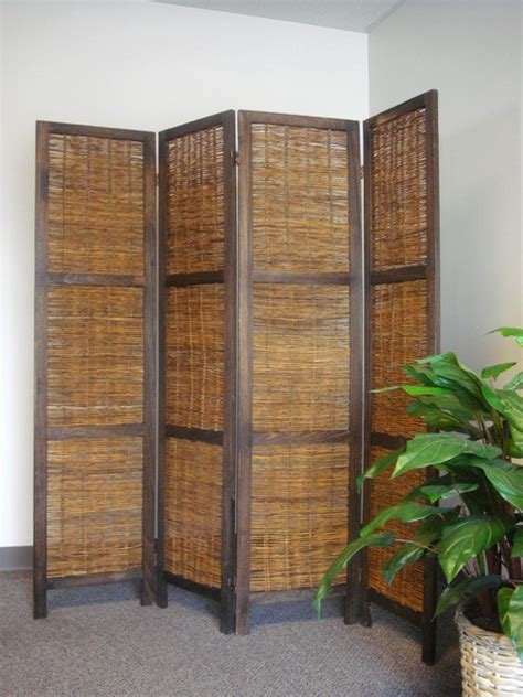 Wall Room Divider Bangkok Folding Screen Room Divider Asian Screens And Room Dividers