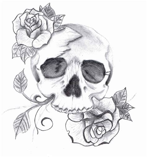 colour my sketchbook epic 1974061779 drawn skull epic pencil and in color drawn skull epic
