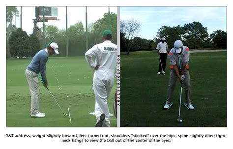 stack and tilt golf swing drills the stack and tilt golf swing page 47 instruction and