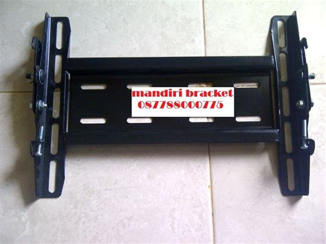 Jual Bracket Tv Dinding jual bracket tv standar gambar pelangi uk 17 32 inchi