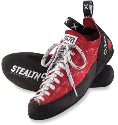 rei rock climbing shoes five ten coyote rock shoes at rei