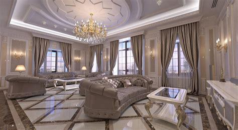 interior design classic style living room interior in the