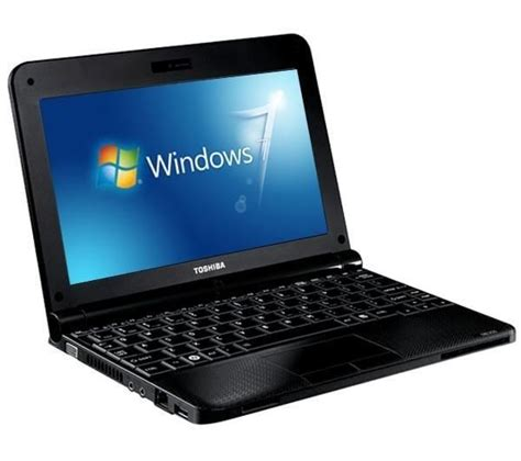 Hardisk Netbook Toshiba Nb250 refurbished toshiba nb250 108 glossy brown netbook buy refurbished windows 7 laptops and