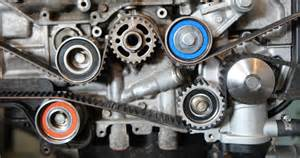 Subaru Timing Chain How To Set Timing Timing Belt Change On A Subaru Sohc