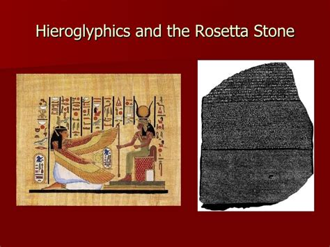 rosetta stone why is it important ancient egypt