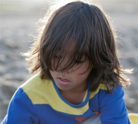 little boy long hair oldfashoined 50 best boys long hairstyles for your kid 2018