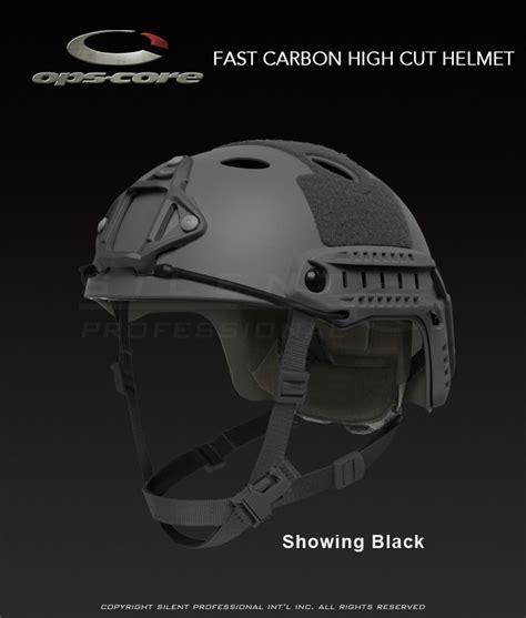 Fast Bump High Cut Helmet ops fast carbon high cut helmet
