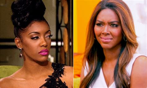 atlanta house hair porsha williams fired from real housewives of atlanta