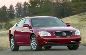 2006 Buick Lucerne Review Car Review 2006 Buick Lucerne Cxl V6 Driving