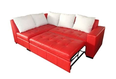 leather sofa bed australia leather corner lounge with sofa bed and storage unit