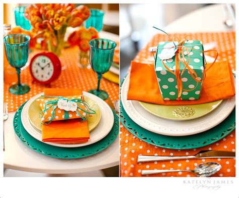orange and turquoise tablescape turquoise with orange turquoise and orange wedding centerpieces www imgkid com