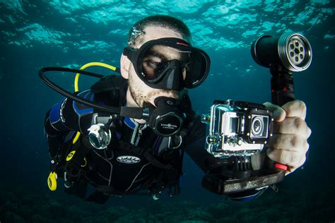 Gopro Underwater review gopro 3 scuba diver