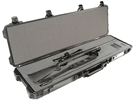 pelican cases pelican 1750 waterproof for rifles and shotguns