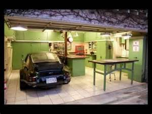 3 Stall Garage Plans putting an in floor lift in a small two car garage youtube