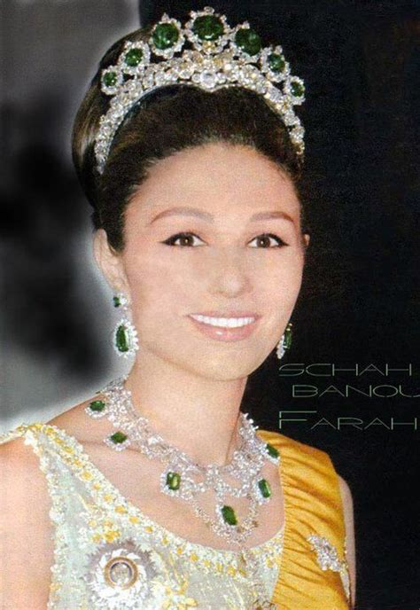 queen farah pahlavi iran vrooom titled queens princesses empresses and other