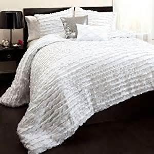 amazon com lush decor modern chic 5 piece comforter set