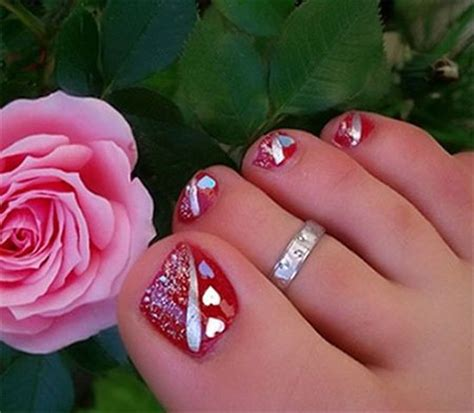 nail designs for s day 15 s day toe nail designs ideas stickers