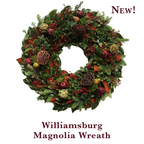 novelty and magnolia holiday wreaths