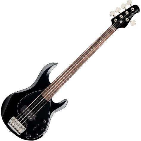 Gitar Bass Musicman String 73 sterling by musicman ray35 5 string bass guitar black dv247
