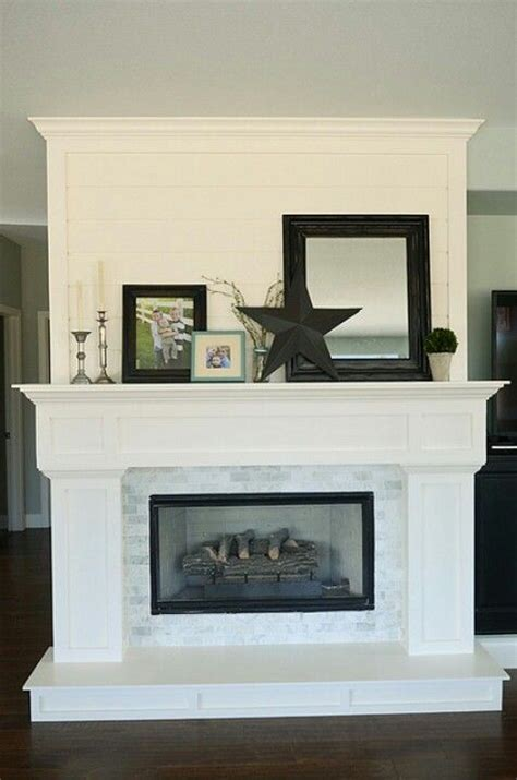 Simple Fireplace Mantel Ideas by Mantel Decorating Ideas For The Home