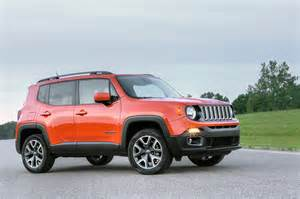 Jeep Renagade 2017 Jeep Renegade Reviews And Rating Motor Trend