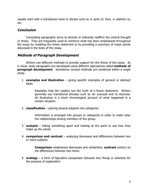 Elements Of Essay Writing by Kinds And Elements Of Essay Different Kinds Of Essays