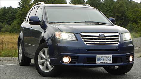 subaru tribeca fuel consumption car reviews from industry experts auto123