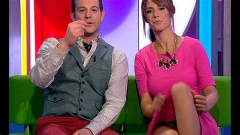 alex jones mini skirt school alex jones suffers wardrobe malfunction on live tv