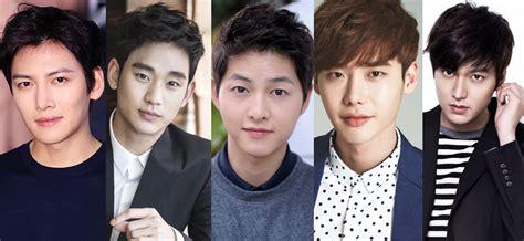 aktor film korea terbaik gimana tang 5 aktor ganteng korea saat debut jadi artis