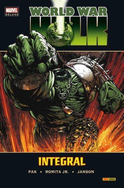 world war hulk integral increible hulk el fin