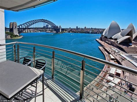 australia penthouse overlooking sydney on the market for one of australias best apartments up for sale in the