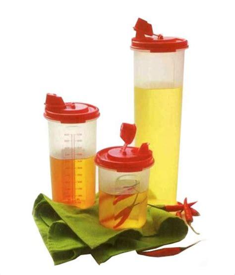 Tupperware Cooking buy tupperware magic flow set midi 550ml mini 440ml mega 1 1ltr plastic containers 1pc