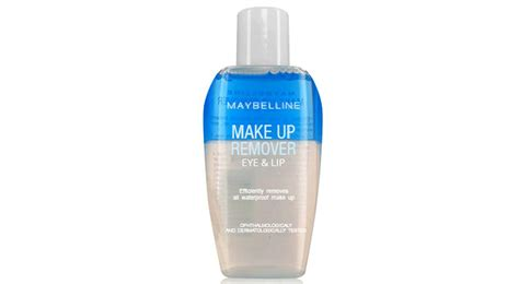Maybelline Lip Eye Makeup Remover best waterproof makeup removers the royale