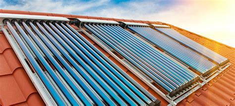 Water Heater Solar Cell Sanken how does solar water heating work which